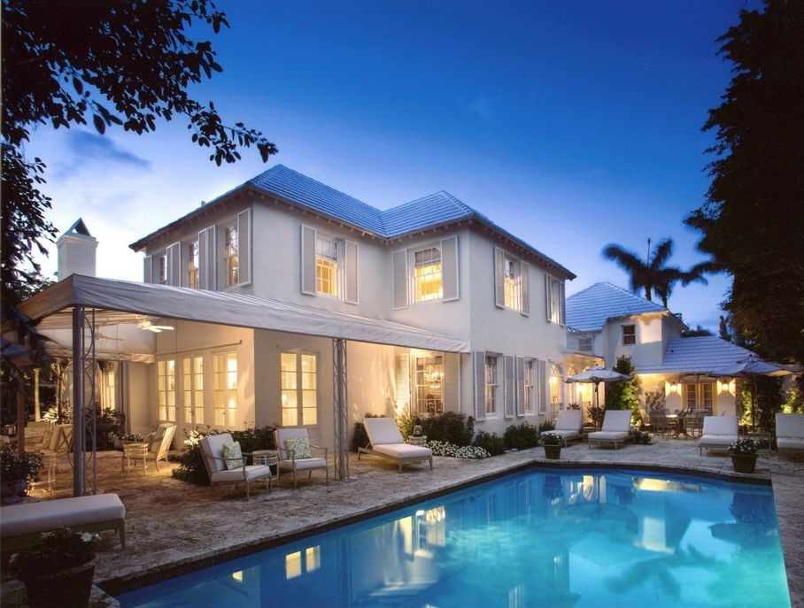 Recent Press:  Palm Beach Renovation with Character