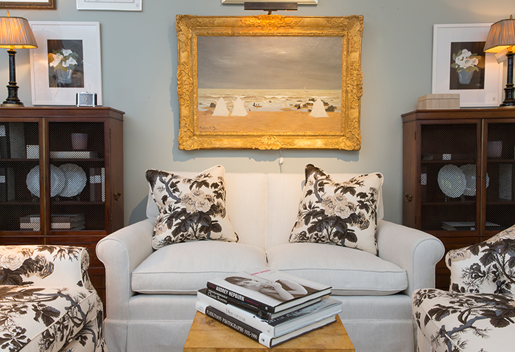 the j butler collection showroom interior designer