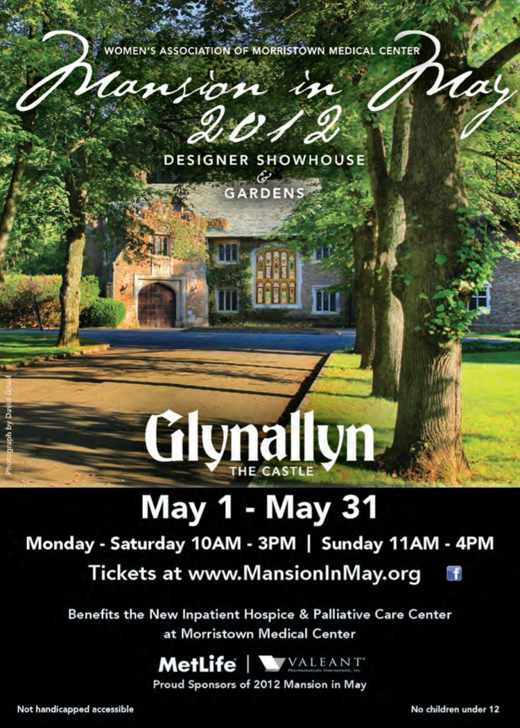 Mansion in May Info