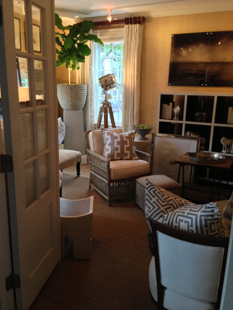 Summer Living at J. Butler Collection
